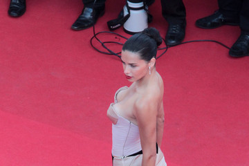 "Adriana Lima ""The Homesman"" Premiere - The 67th Annual Cannes Film Festival"