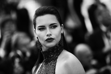 Adriana Lima Alternative View - The 72nd Annual Cannes Film Festival