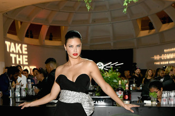 Adriana Lima BACARDÍ x The Dean Collection Present No Commission: Miami December 6, 2018