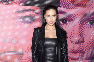 Adriana Lima Maybelline NYFW Welcome Party