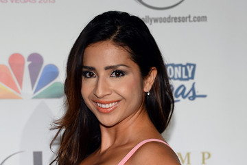 Adriana Valenti Arrivals at the Miss USA Pageant