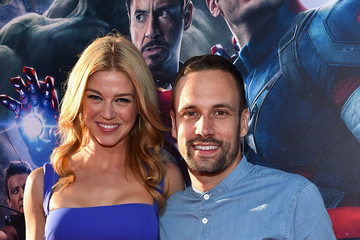 Adrianne Palicki World Premiere of Marvel's 'Avengers: Age Of Ultron' - Red Carpet