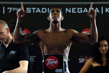 Adriano Moraes War of Nations Weigh-In