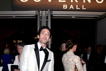 Adrien Brody 87th Annual Academy Awards Governors Ball