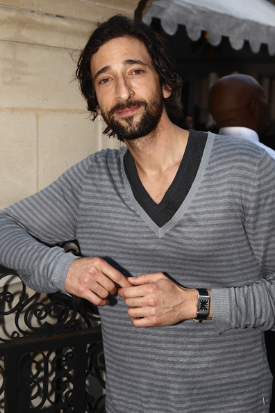 Adrien+Brody+Jaeger+Lecoultre+Celebrates