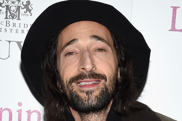 Adrien Brody A Celebration for Patricia Clarkson, Presented by FIJI ...