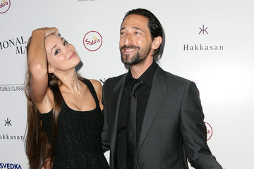 Adrien Brody Lara Leito Celebrities Attend the Premiere of Sony Pictures Classics' 'Irrational Man'