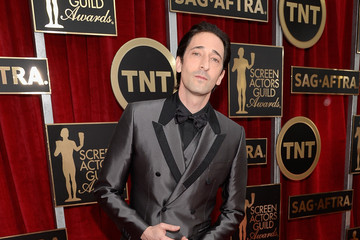 Adrien Brody 21st Annual Screen Actors Guild Awards - Red Carpet