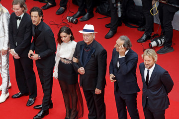 Adrien Brody Wes Anderson 'Invisible Demons' Red Carpet - The 74th Annual Cannes Film Festival