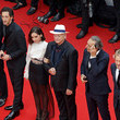 Adrien Brody 'Invisible Demons' Red Carpet - The 74th Annual Cannes Film Festival