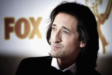 Adrien Brody An Alternative View of the 67th Annual Primetime Emmy ...
