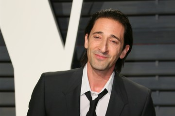 Adrien Brody 2017 Vanity Fair Oscar Party Hosted By Graydon Carter - Arrivals