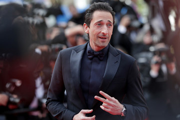 Adrien Brody 'Once Upon A Time In Hollywood' Red Carpet - The 72nd Annual Cannes Film Festival