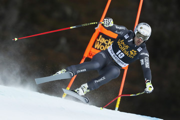 Adrien Theaux Audi FIS Alpine Ski World Cup - Men's Downhill