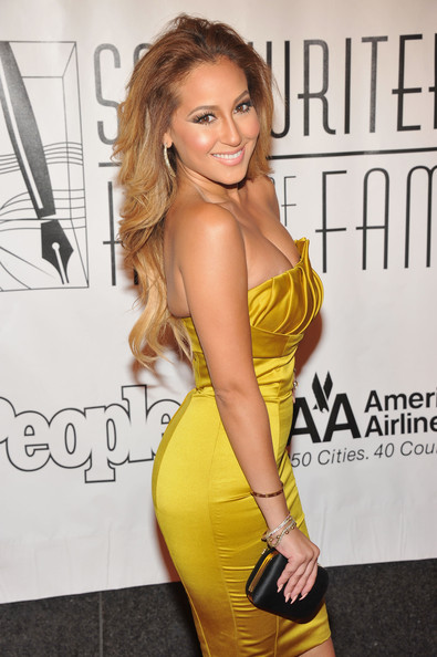 - Adrienne Bailon Songwriters Hall Fame 43rd Bqa0WYXDMX7l