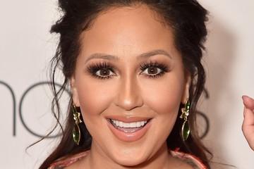 Adrienne Bailon The American Heart Association's Go Red For Women Red Dress Collection 2018 Presented By Macy's - Arrivals & Front Row