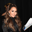 Adrienne Bailon 2019 Super Bowl Gospel Celebration - Backstage