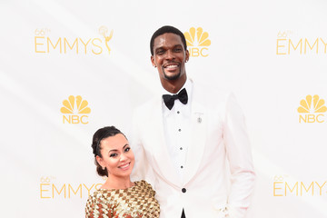 Adrienne Bosh Arrivals at the 66th Annual Primetime Emmy Awards — Part 2