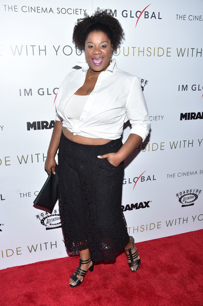 Miramax, Roadside Attractions and IM Global With the Cinema Society Host a Screening of 'Southside With You' - Arrivals
