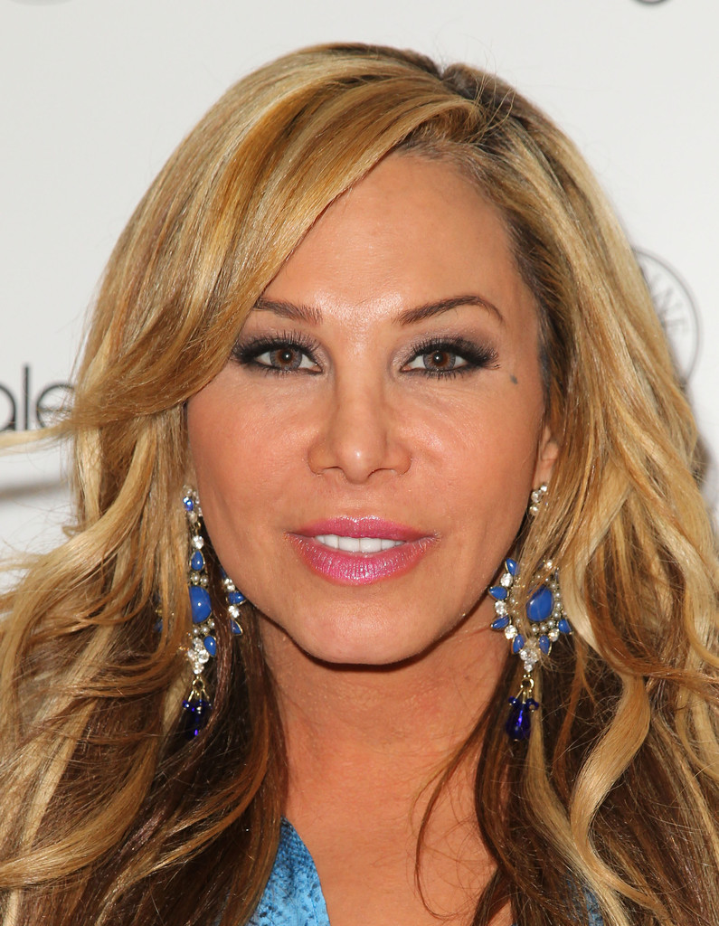 Adrienne Maloof Dishes On Dating Jacob Busch | All Things Real ...