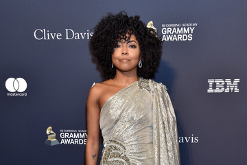 """Adrienne Warren Pre-GRAMMY Gala and GRAMMY Salute to Industry Icons Honoring Sean """"Diddy"""" Combs - Arrivals"""