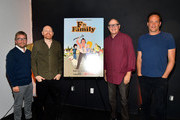 Peter Billingsley, Bill Burr, Michael Price and Vince Vaughn attend the Netflix Adult Animation Q&A and Reception on April 20, 2019 in Hollywood, California.