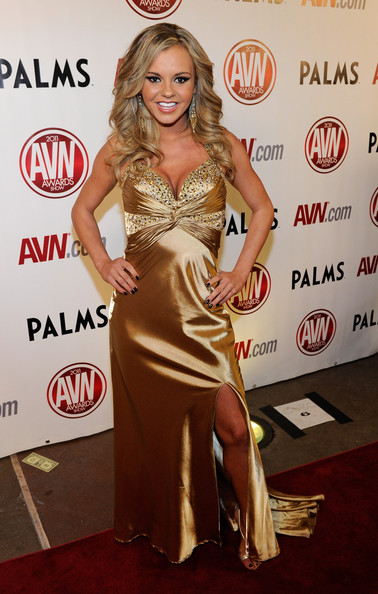 Adult Video News Awards At The Palms Arrivals
