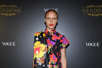Adwoa Aboah Irving Penn Exhibition Private Viewing Hosted by Vogue - Paris Fashion Week Womenswear S/S 2018
