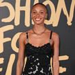 Adwoa Aboah Red Carpet Arrivals - Fashion For Relief London 2019