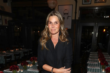 Aerin Lauder Michael Kors Celebrates David Downton Collaboration With Dinner in New York City