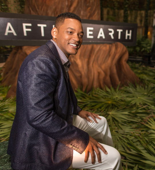"Actors Will Smith attends the ""After Earth"" photo call at The 5th Annual Summer Of Sony at the Ritz Carlton Hotel on April 23, 2013 in Cancun, Mexico."