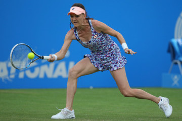 Agnieszka Radwanska Aegon International - Day Five