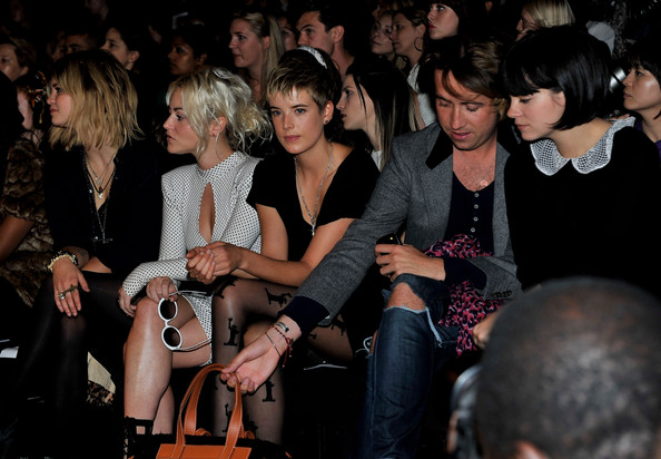 agyness deyn 2011. In This Photo: Agyness Deyn,