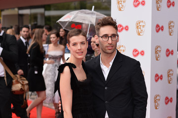 Agyness Deyn Virgin TV BAFTA Television Awards - Red Carpet Arrivals