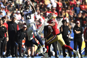 Ahkello Witherspoon San Francisco 49ers v Los Angeles Chargers