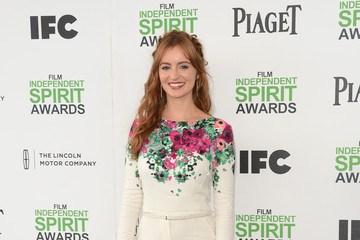 Ahna O'Reilly 2014 Film Independent Spirit Awards - Arrivals