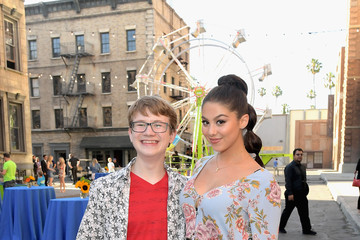 Aidan Miner Nickelodeon's 'The Thundermans' Celebrate Their 100th Episode
