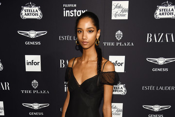 Aiden Curtiss Harper's BAZAAR Celebrates 'ICONS' At The Plaza Hotel