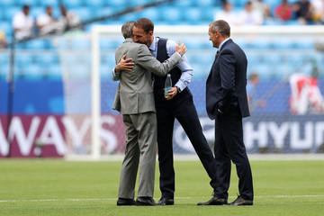 Aidy Boothroyd Sweden vs. England: Quarter Final - 2018 FIFA World Cup Russia