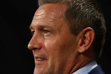 Aidy Boothroyd England v Latvia: UEFA Under 21 Championship Qualifiers