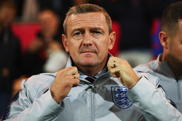Aidy Boothroyd England U21 vs. Netherlands U21 - 2019 UEFA European Under-21 Championship Qualifier