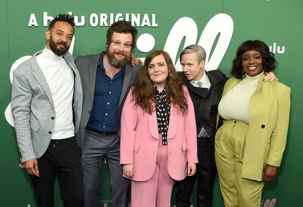 Aidy Bryant and Ian Owens Photos - 1 of 19