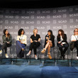 Aiesha Li 22nd SCAD Savannah Film Festival - Wonder Women Panels
