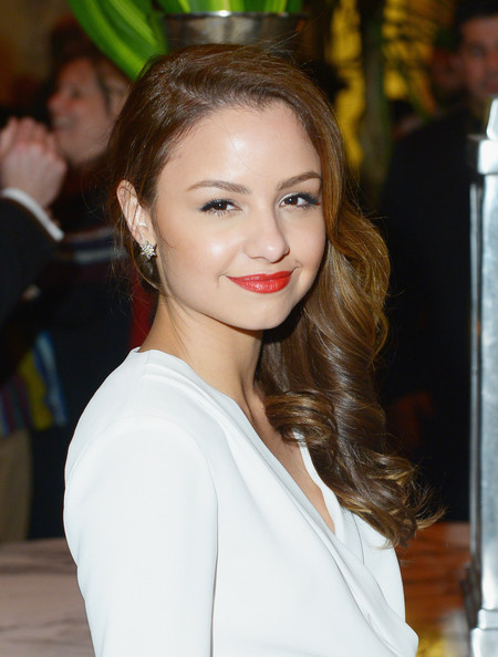 aimee carrero engaged