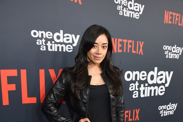 Aimee Garcia Premiere Of Netflix's 'One Day At A Time' Season 2 - Red Carpet