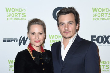 Aimee Mullins The Women's Sports Foundation's 38th Annual Salute to Women in Sports Awards Gala  - Arrivals