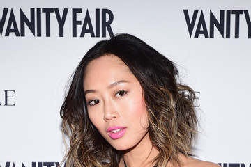 Aimee Song Vanity Fair And Lancome Toast To The Hollywood Issue