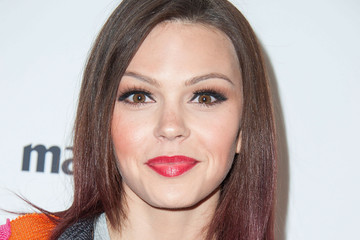 Aimee Teegarden Marie Claire's Fresh Faces Party