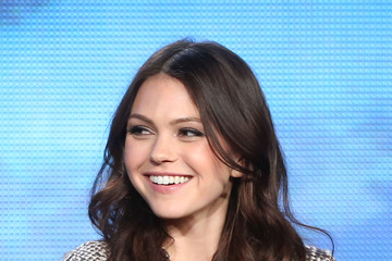 Aimee Teegarden Winter TCA Tour: Day 7