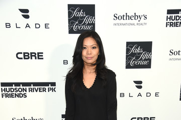 Aimie Wang Hudson River Park Friends Playground Committee Fourth Annual Luncheon - Arrivals